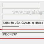 formulir majalah luar negeri