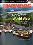 Majalah kelautan Marine Log