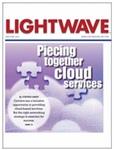 Majalah teknologi komunikais optik lightwave